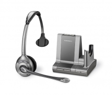 Savi WO300 Wireless Headset - for PC & Desk Phone