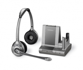 Savi WO350 Wireless Headset - for PC & Desk Phone