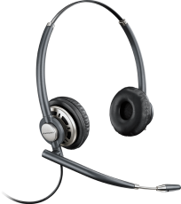 EncorePro HW720 Over-The-Head Wideband Binaural Noise-Cancelling Corded Headset - renamed HW301N